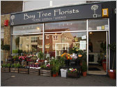Bay Tree Florists exterior 1