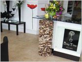 Bay Tree Florists interior 1