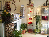 Bay Tree Florists interior 2